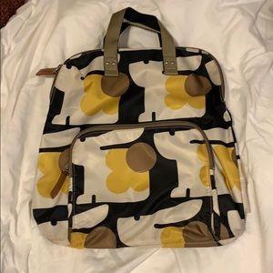Orla kiely bunny backpack